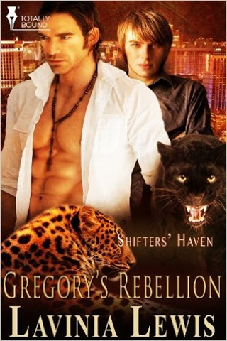 Must Have Monday : Gregory's Rebellion by Lavinia Lewis