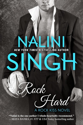Top Off Tuesday : Rock Hard by Nalini Singh