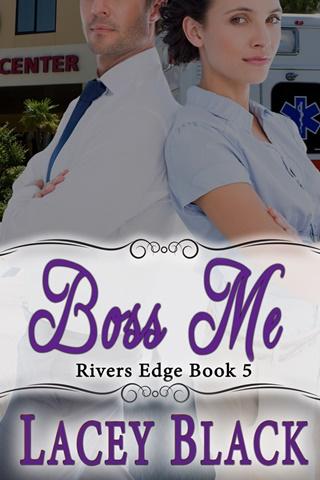 Cover Reveal : Boss Me by Lacey Black