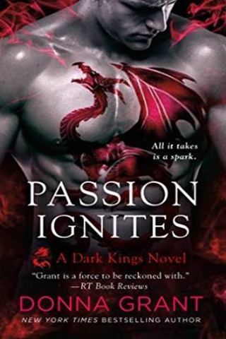 Top Off Tuesday : Passions Ignites by Donna Grant